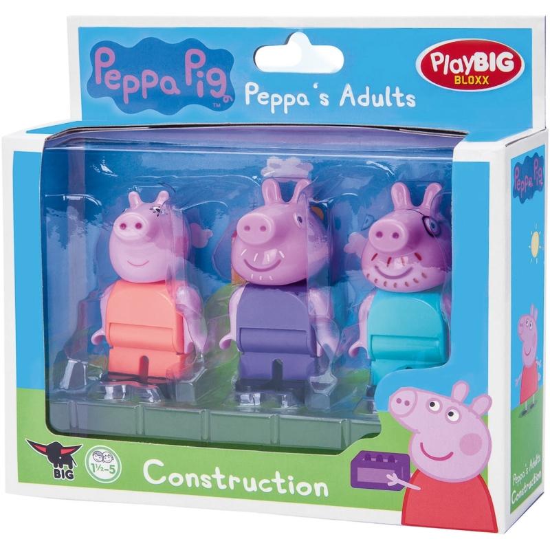 Aanbieding: Playbig Bloxx Peppa Pig Speelhuis