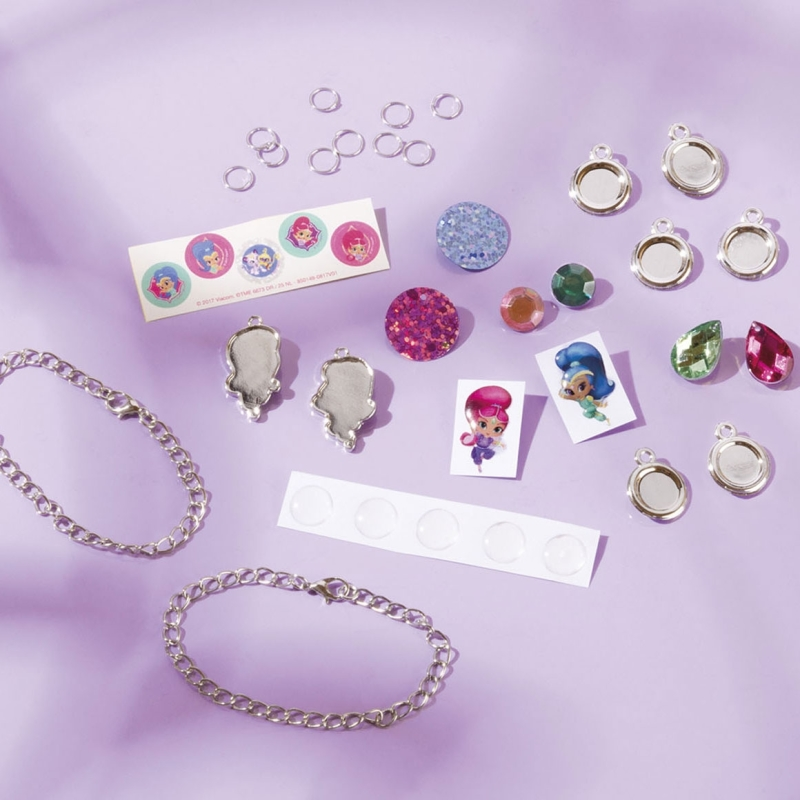 Shimmer and Shine Be Jeweled Bracelets armbandjes maken