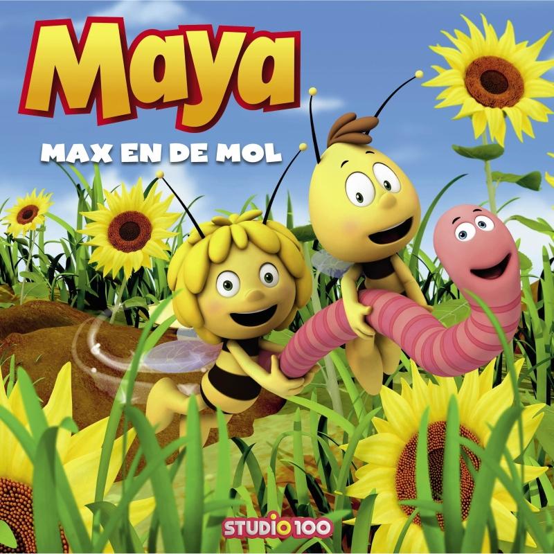 Maya - Max en de mol