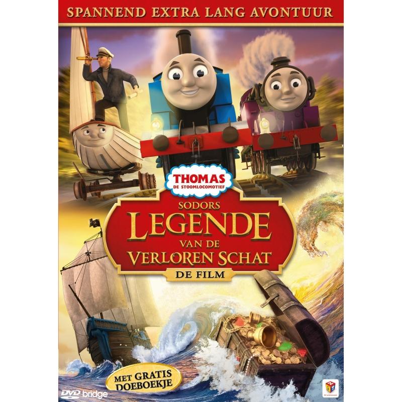 Dvd Thomas Legende van de verloren schat