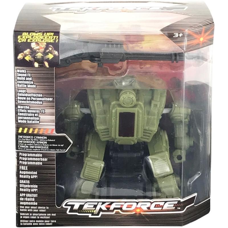 Tekforce Actierobot : Gunny