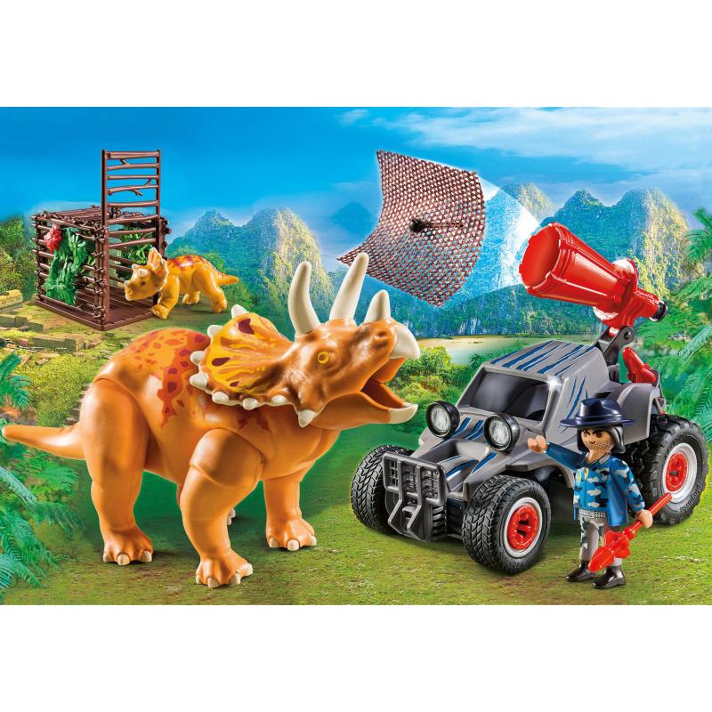 The Explorers Offroad buggy met dinovangnet