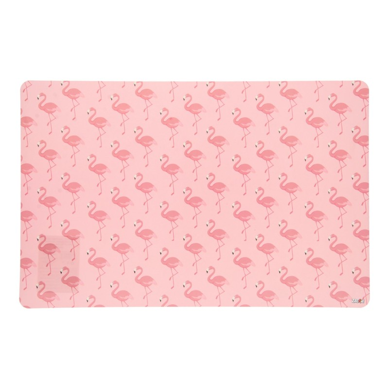 Placemat flamingo