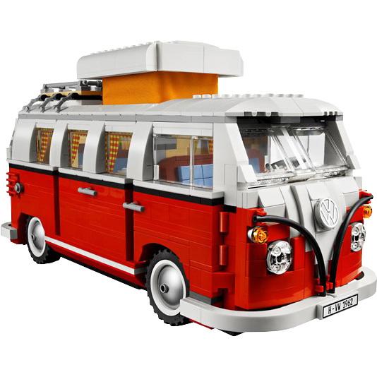 Creator Expert Volkswagen T1 Kampeerbus