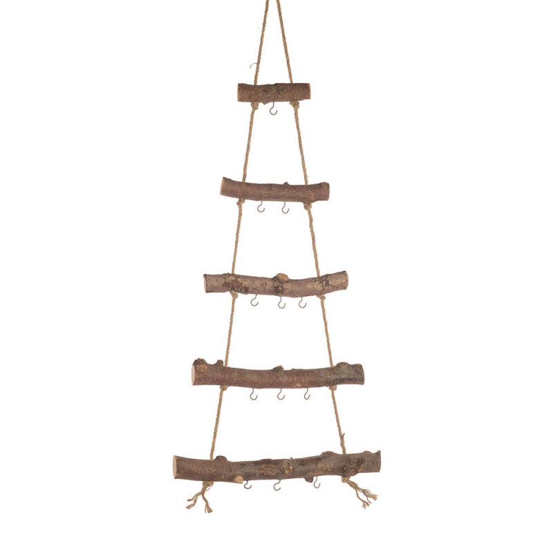 Decoratie Ladder met Haken