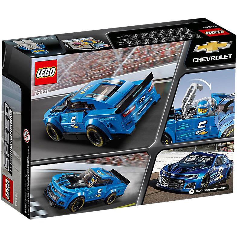 Speed Champions Chevrolet Camaro ZL1 racewagen