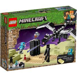 Minecraft Het laatste gevecht