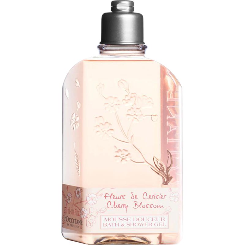 Cherry Blossom Bath and Shower Gel, 250 ml