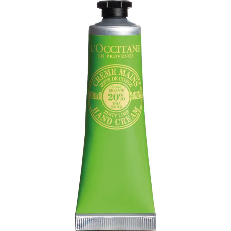 Shea Zesty Lime Hand Cream, 30 ml