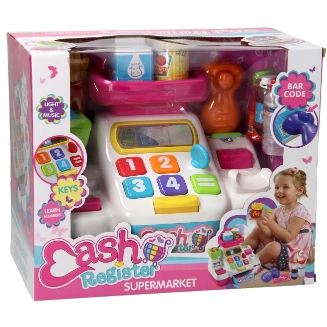 Mijn Eerste Speelgoed Kassa