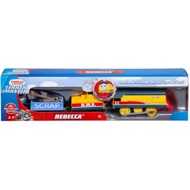 Trein Thomas TrackMaster large: Motorised Rebecca