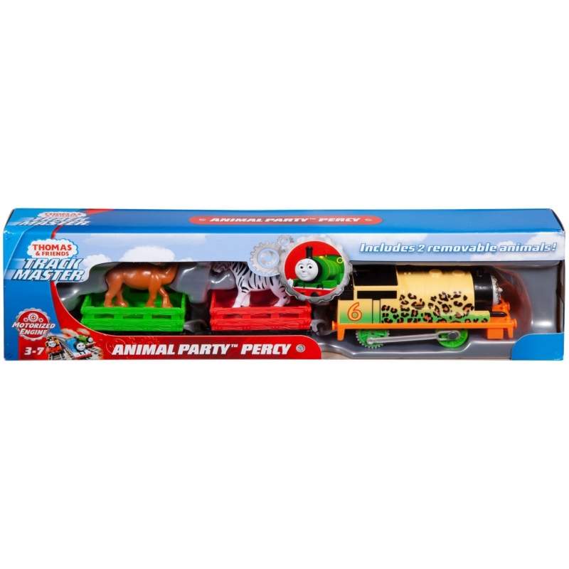 Trein Thomas TrackMaster large: Motorised Percy