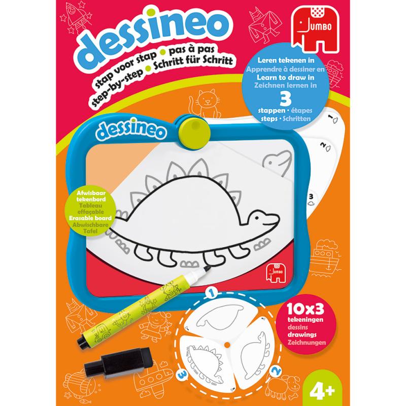 Dessineo Doodle Leren tekenen