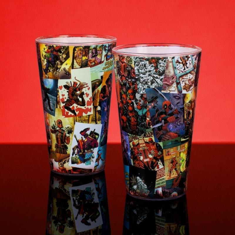 Marvel: Deadpool Glass kopen