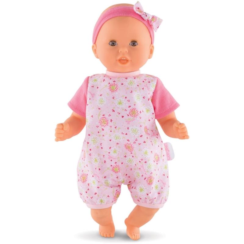 Mon Premier Poupon Interactieve Babypop, 30cm