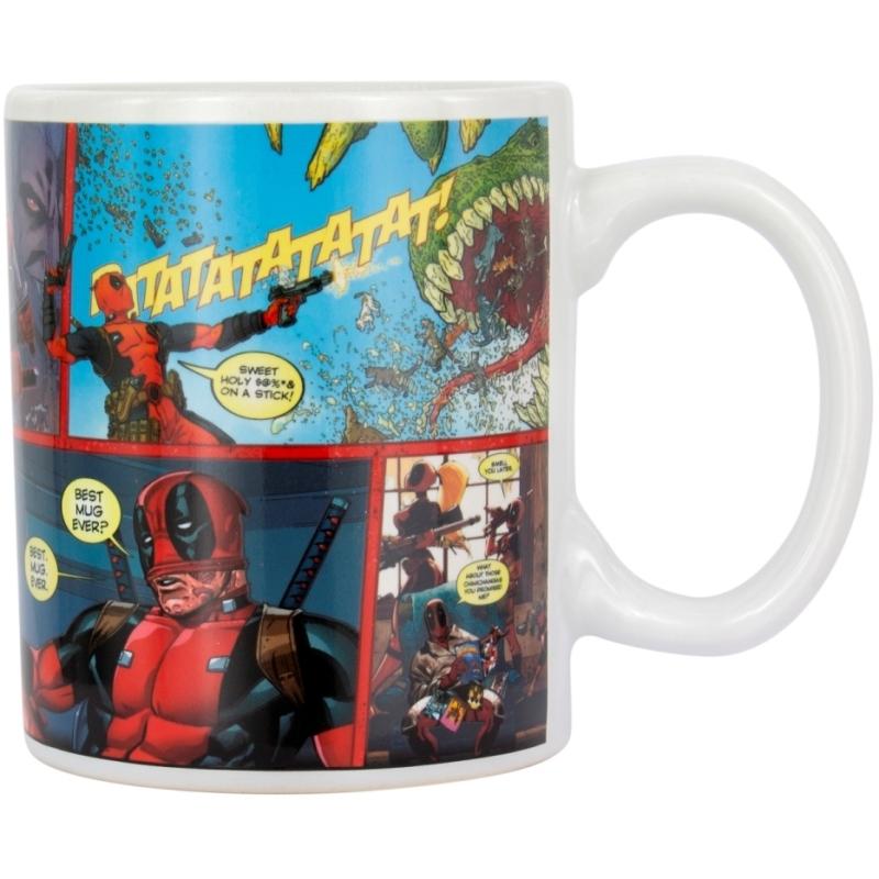 Marvel: Deadpool Heat Change Mug kopen