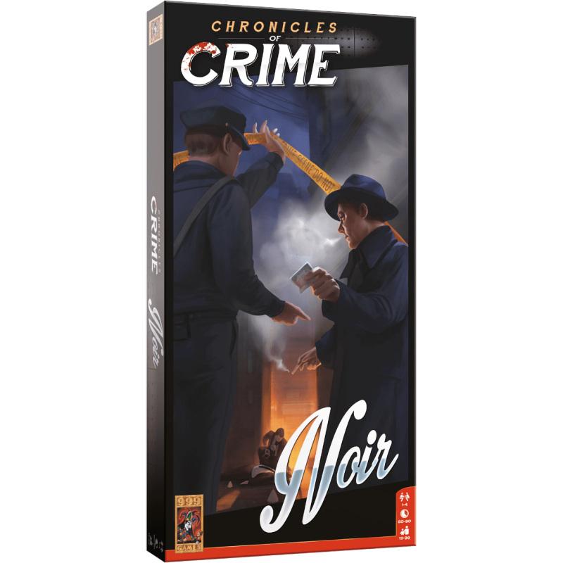 Chronicles of Crime: Noir kopen