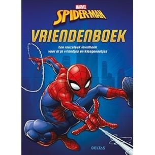 Vriendenboek Spiderman