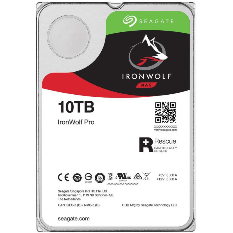 IronWolf Pro, 10 TB kopen