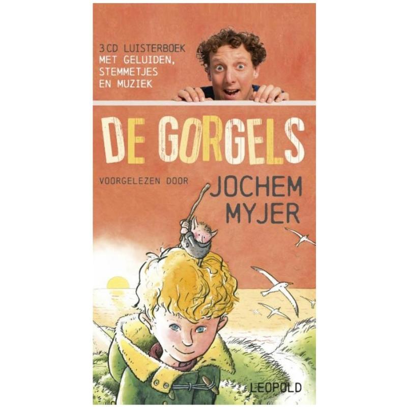 De Gorgels Luisterboek (3CD)