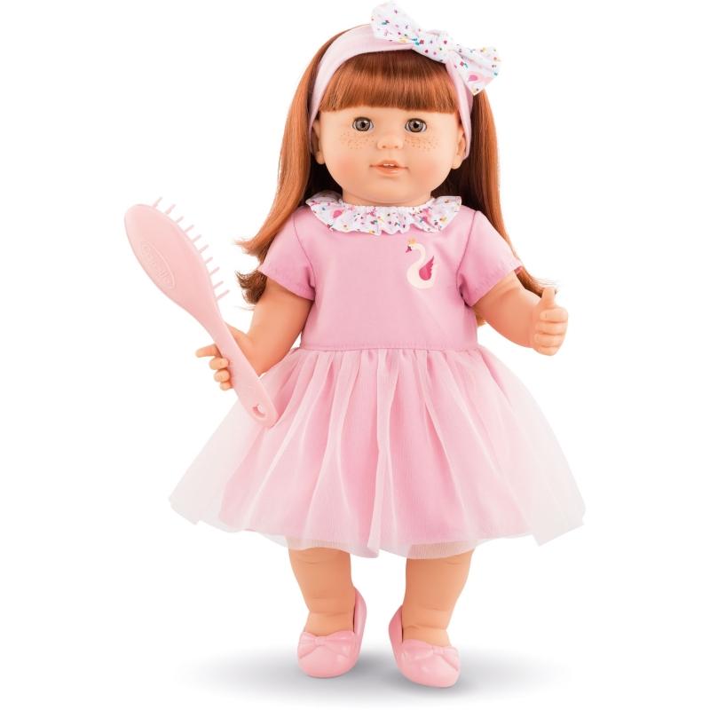 Mon Grand Poupon Babypop met Haar Ambre, 36cm