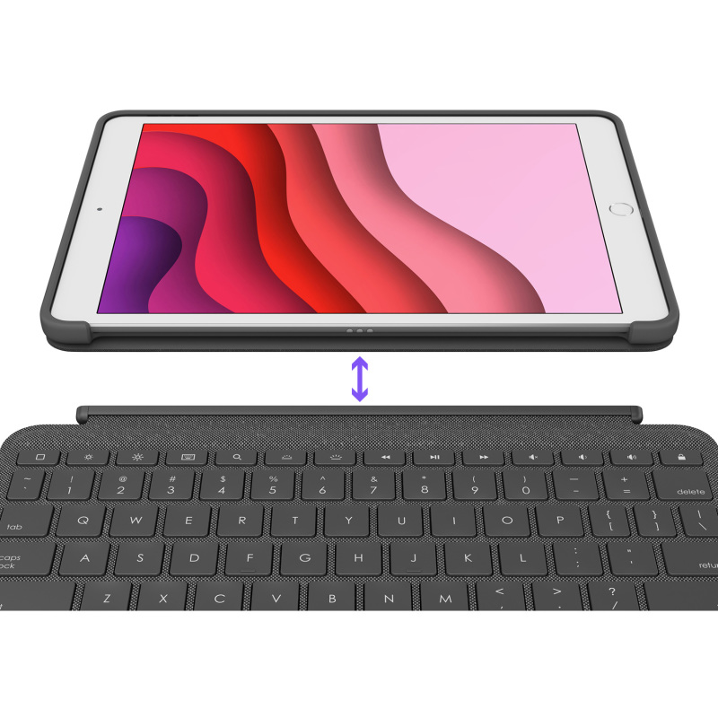 Combo Touch for iPad (7th generation)