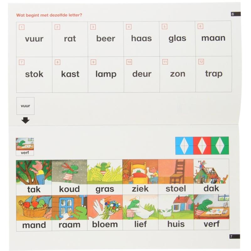 Lezen met Kikker Mini - Educatief spel
