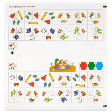 Kikker en al zijn vrienden Mini - Educatief spel