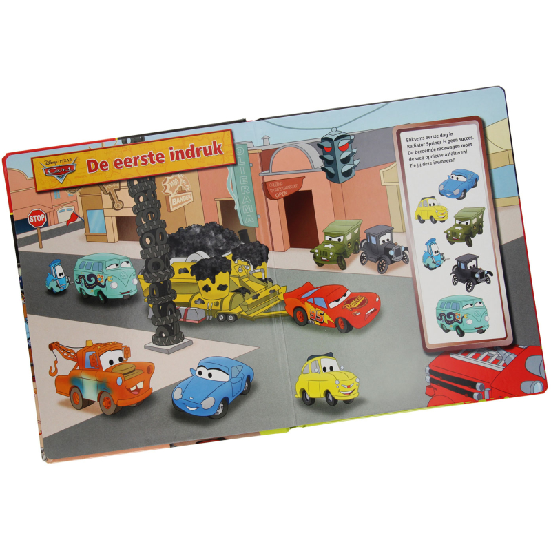 Mijn Eerste Kijk- en Zoekboek - Disney Cars