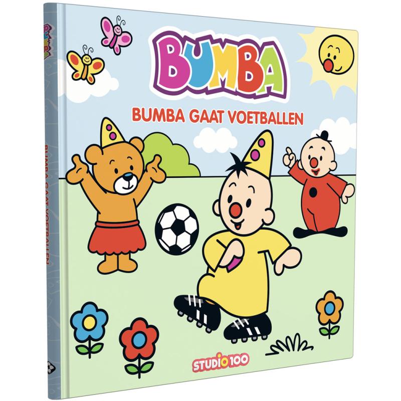 Boek Bumba - Bumba voetbalt Bumba