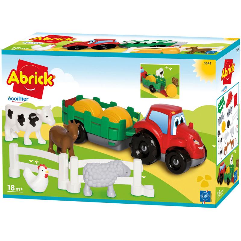 Tractor met Trailer