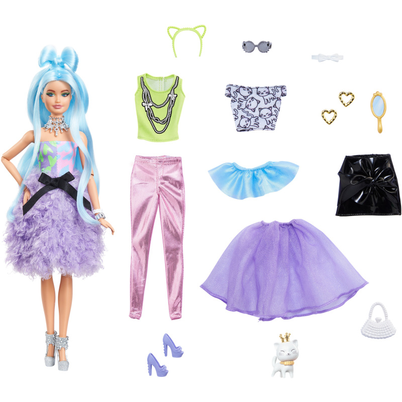 Extra Doll & Accessoires set