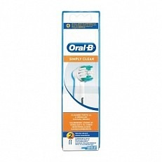 Oral EB17B-2 Refill Simply Clean Stuk