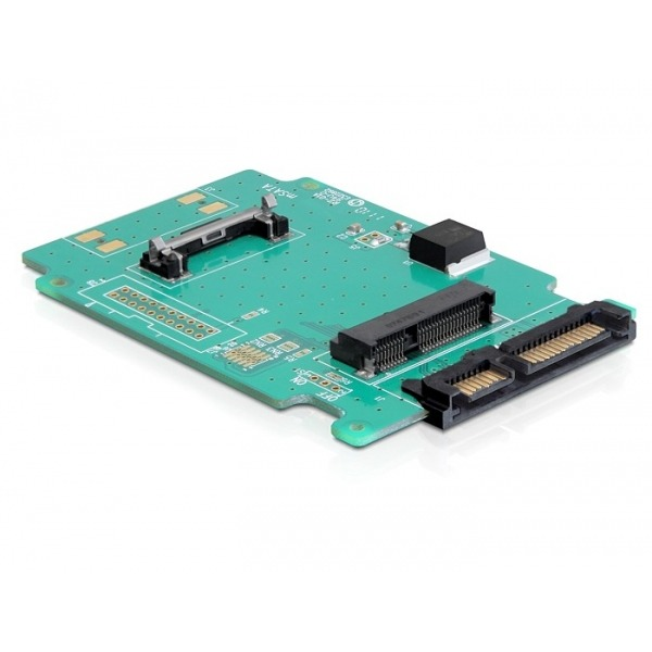 Adapter 22-Pin SATA > mSATA