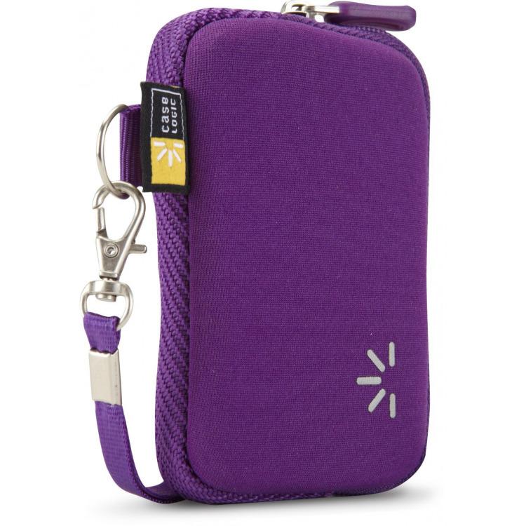 , Universeel Neopreen Pocket Screen Protectie Compact (Paars)