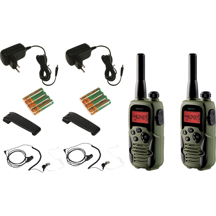Twintalker 9500 Airsoft Edition Walkie Talkie set