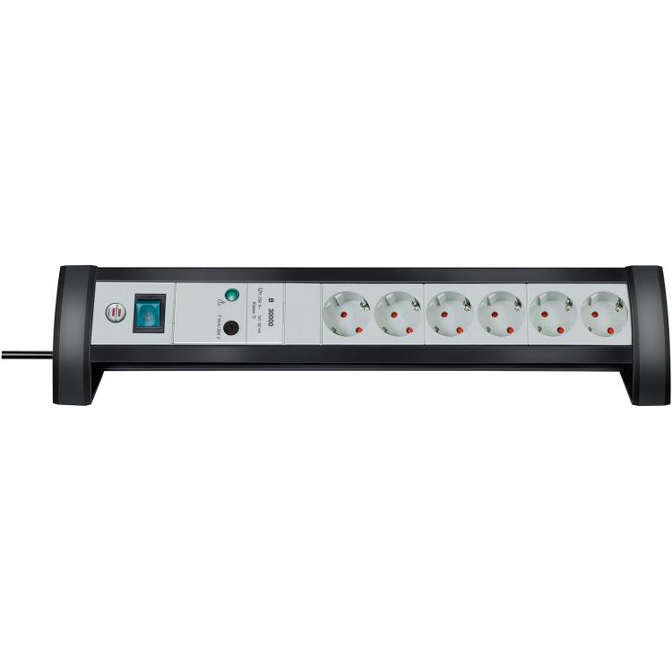 Premium-Office-Line 30000A +surge protection 6x