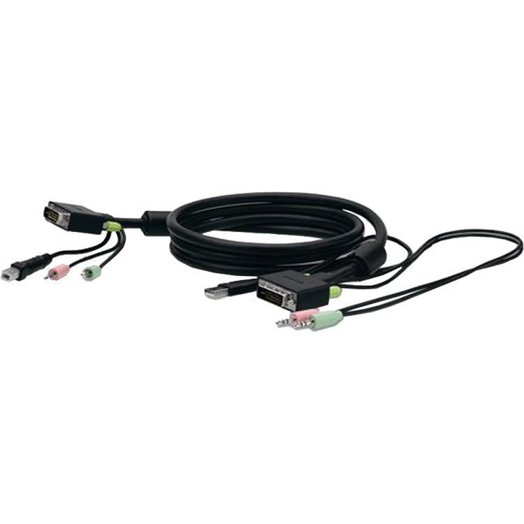 SOHO KVM Cable F1D9104-06