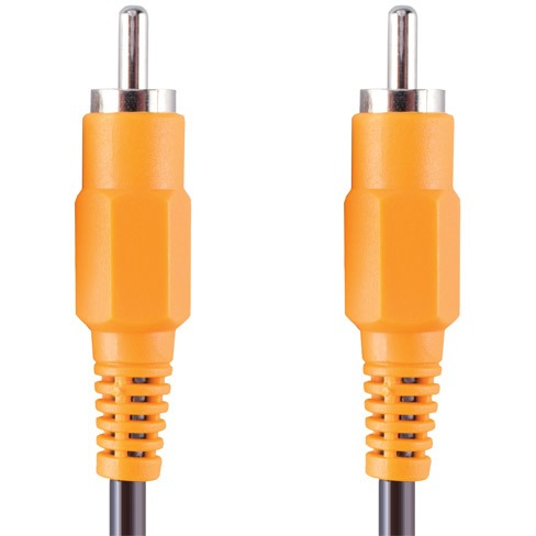 Digital Coax Audio Cable, 1.0m