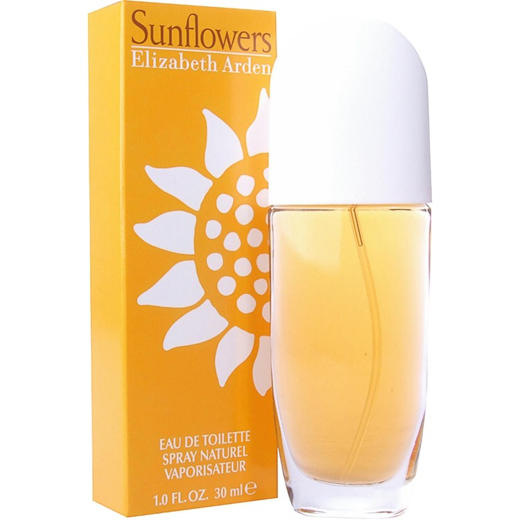 Sunflowers Eau De Toilette, 30 Ml
