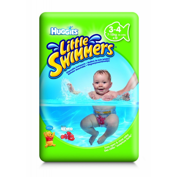 Little Swimmers Size 3-4