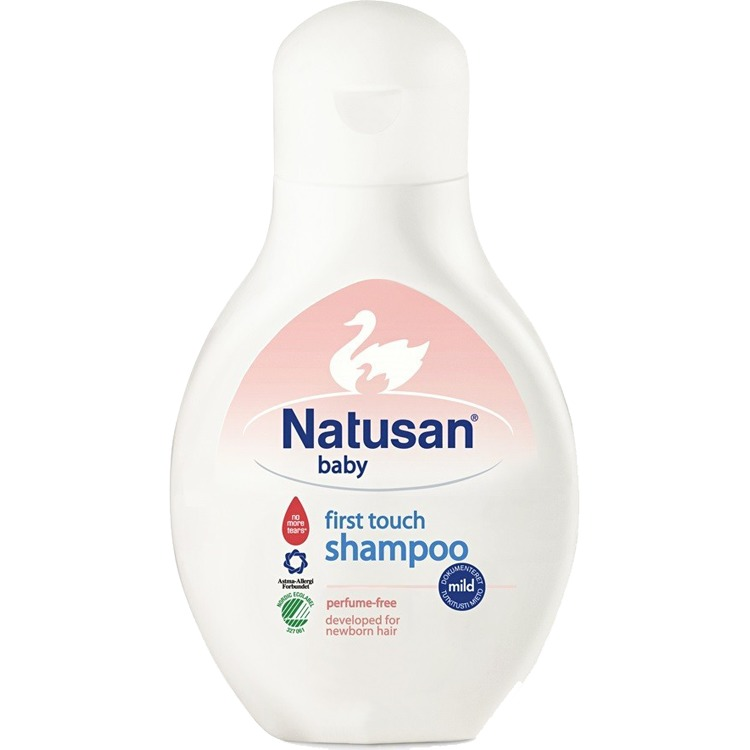 First Touch Shampoo, 250 ml