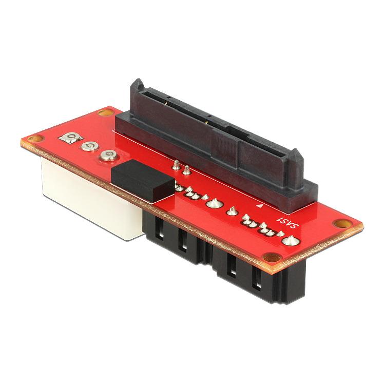 Adapter SAS HDD > 2 x SATA