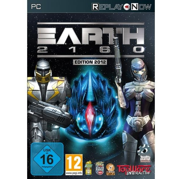 Replay Now: Earth 2160