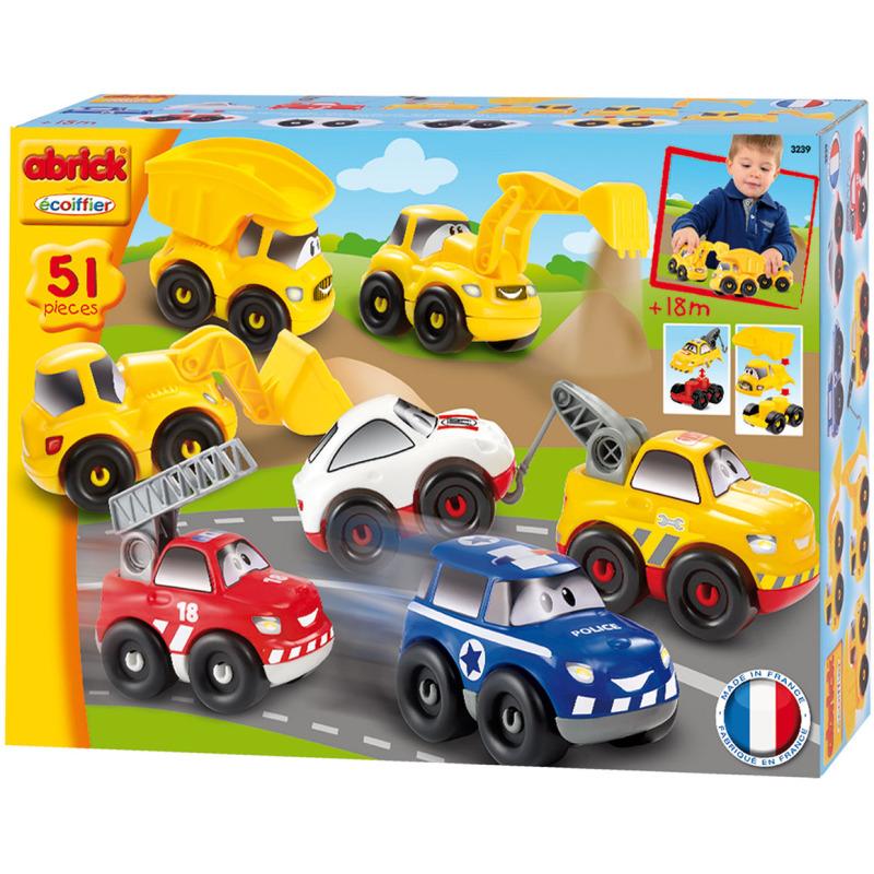 Abrick Hulpdiensten auto's
