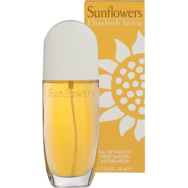 Sunflowers Eau De Toilette, 50 Ml