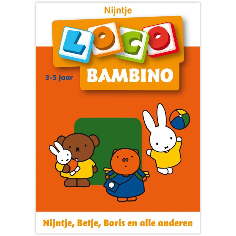 Loco Bambino: Nijntje, Betje, Boris en alle anderen
