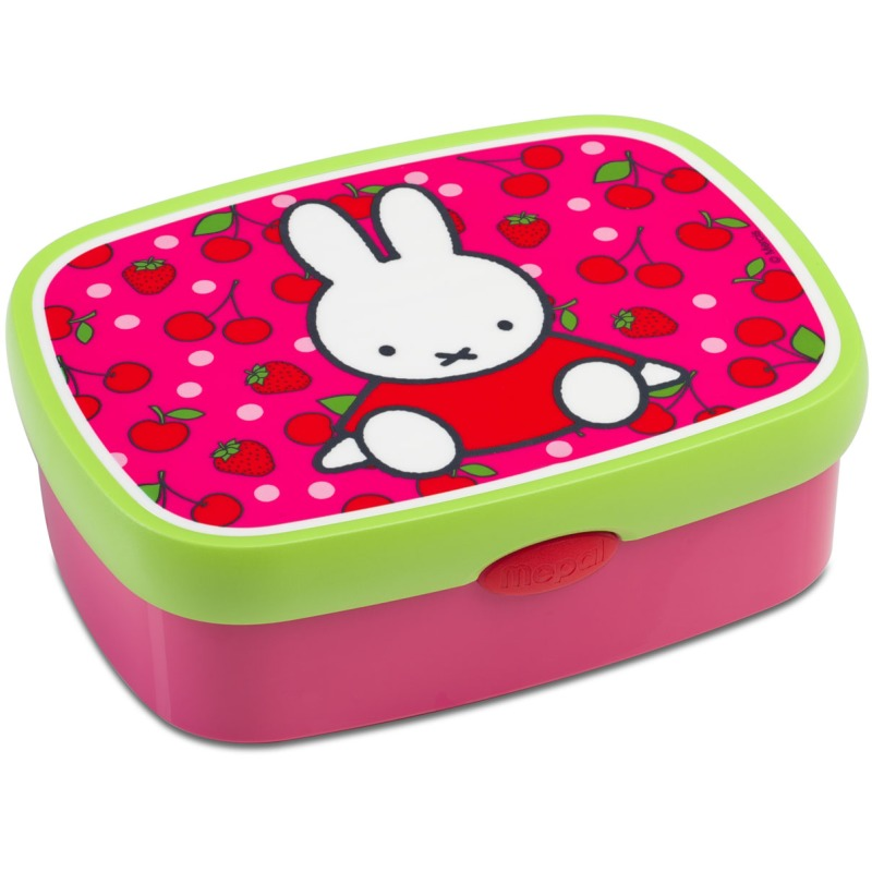 Nijntje Fruit Campus lunchbox midi