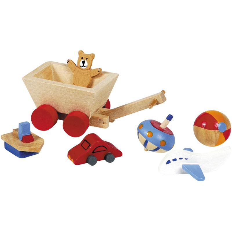 poppenhuis accessoires kinderkamer