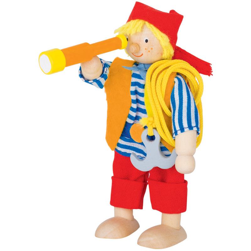 Poppenhuis Pop Piraat